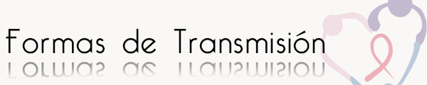 Formas de Transmision
