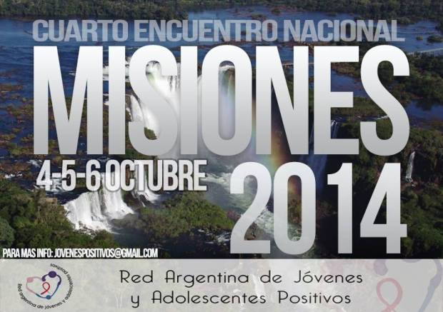 4-5 y 6 de Octubre es la fecha del próximo Encuentro Nacional.