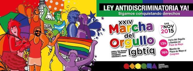 XXIV Marcha del Orgullo