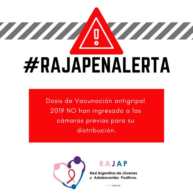 #RAJAPENALERTA
